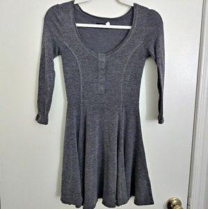 BDG gray dress